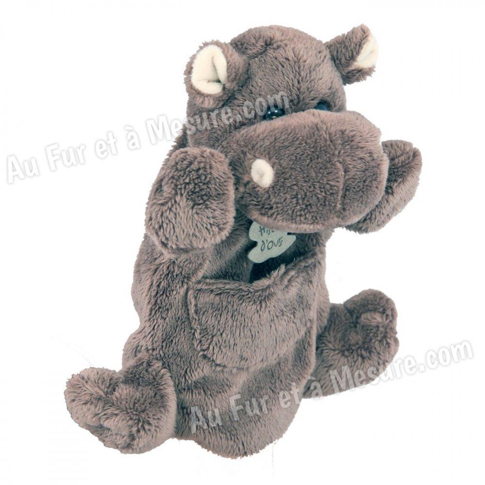 doudou marionnette hippopotame histoire d 39 ours. Black Bedroom Furniture Sets. Home Design Ideas