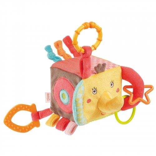Cube d'activités Elephant Safari Babysun