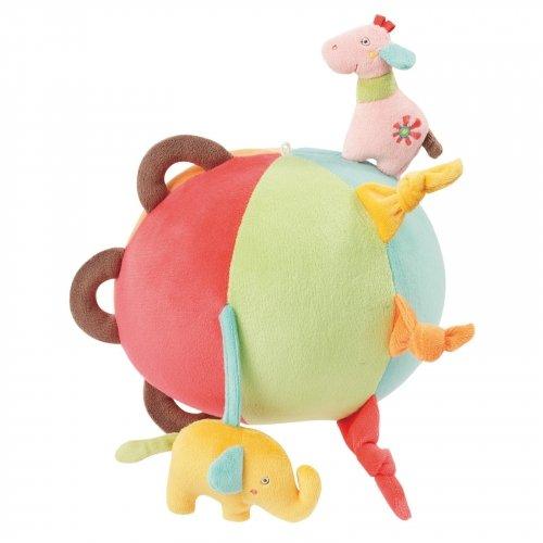 Grande balle d'activités Safari Babysun