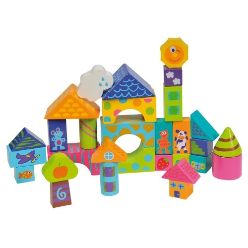 Blocs à construire 30 pièces