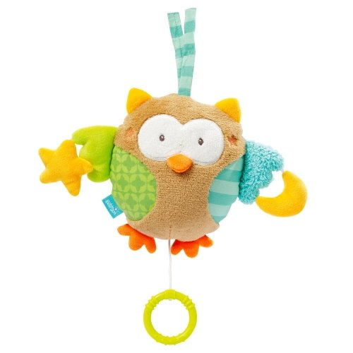 Hibou musical Sleeping Forest Babysun