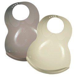 Bavoir plastique souple Babycalin