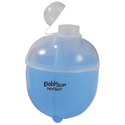 Boîte à poudre de lait 3 dosettes Babysun