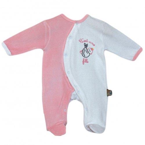 Pyjama C'est une Fille Chatounets