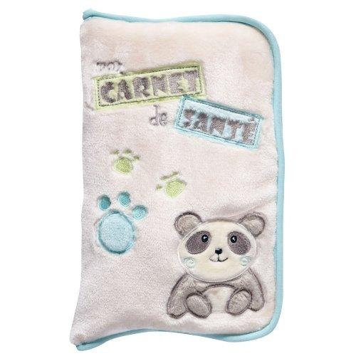 Protège carnet de santé zippé Pandi Panda Domiva