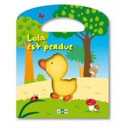 Livre Pouet Lola est perdue Editions PYM