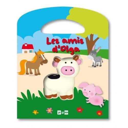 Livre Pouet Les Amis d'Olga Editions PYM