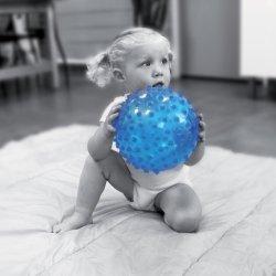 Grande balle sensorielle colorée Ludi