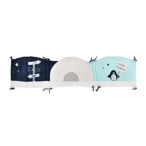 Tour de lit Pingou Domiva