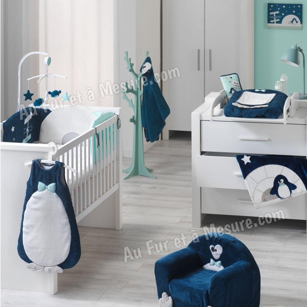 gigoteuse naissance hiver gar on chic pingou domiva. Black Bedroom Furniture Sets. Home Design Ideas