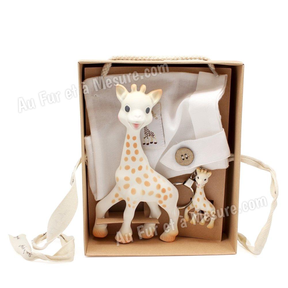 coffret naissance prestige so 39 pure sophie la girafe vulli. Black Bedroom Furniture Sets. Home Design Ideas