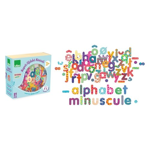 Coffret de magnets Alphabet Vilac