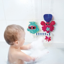 Fontaine jeu d'eau AquaGame pour le bain Ludi