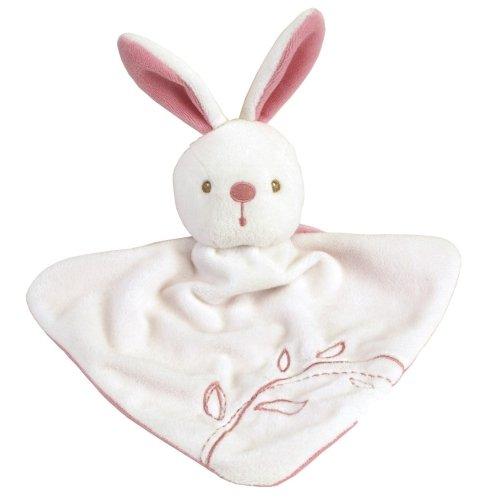 Doudou lapin Zabou la Lapinou Les Bébés d'Elyséa