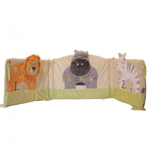 Tour de lit ANIMO Les Chatounets